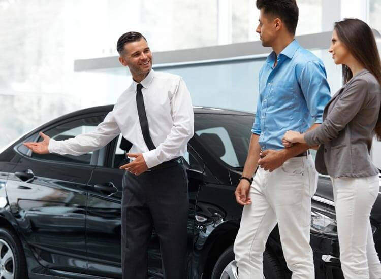 Gaining a Competitive Advantage in Auto Sales