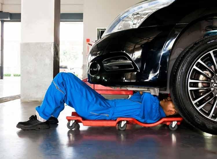 The Car Service and Repair