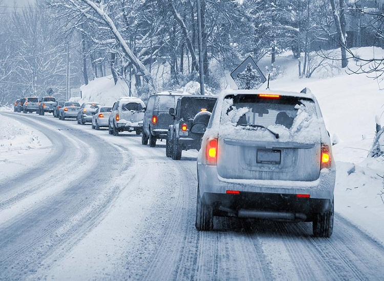 Tips for Driving on the Snow and Ice